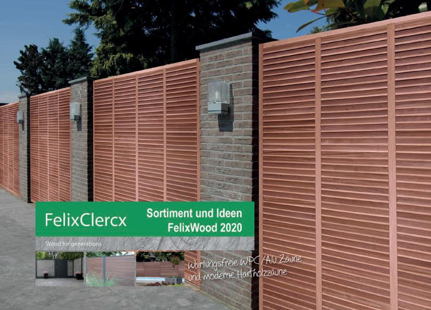Titelseite Felixwood 2020